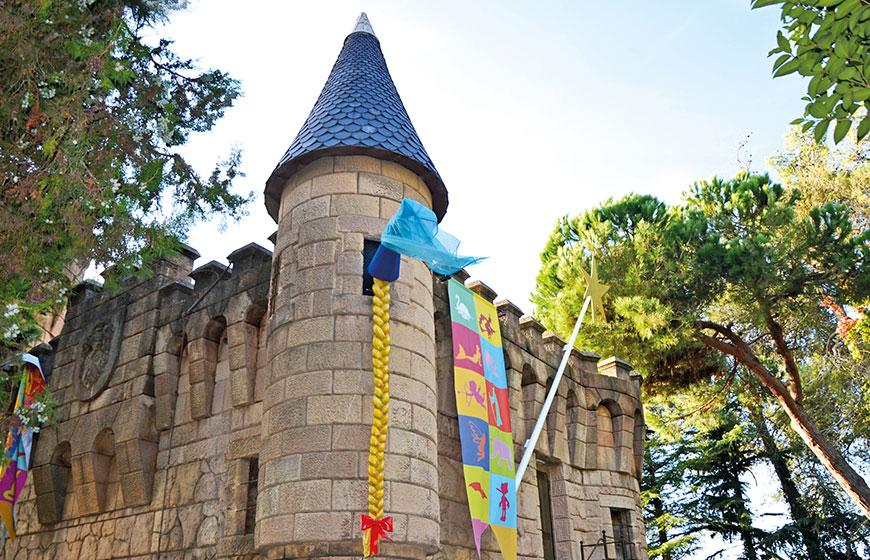 castell-tibidabo