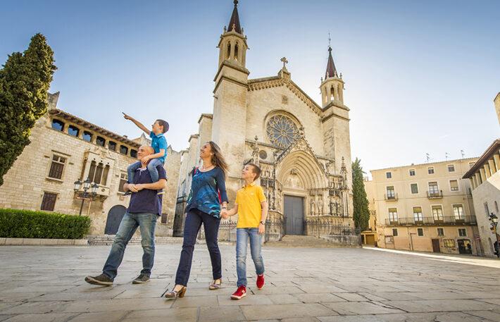 Rutes per Catalunya-Vilafranca del Penès