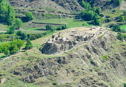 Rutes per Catalunya, Castell del Pallars