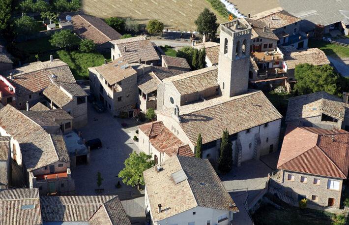 Racons per Catalunya, Sant Feliu de Sasserra