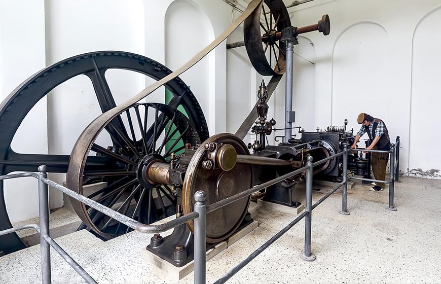 Màquina-Museu-Colònia-Vidal