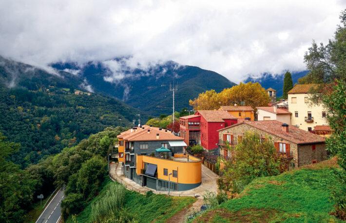 Rutes per Catalunya, El Montseny