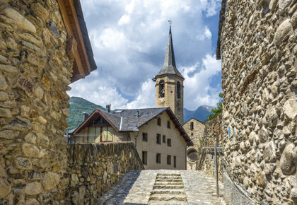 Rutes per Catalunya al Pallars Sobirà