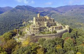 top castells més bonics rutes catalunya cardona miravet monsonís montsoriu