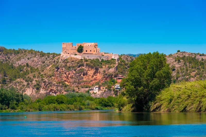 top castells miravet rutes catalunya