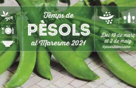 Jornades gastronòmiques del pèsol