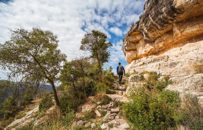 Rutes per Catalunya Ruta dels Refugis
